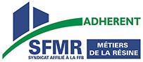 logo adherent sfmr