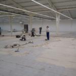 satras chantier point vert Saint-Avé